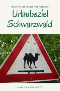 Urlaubsziel Schwarzwald pinterest