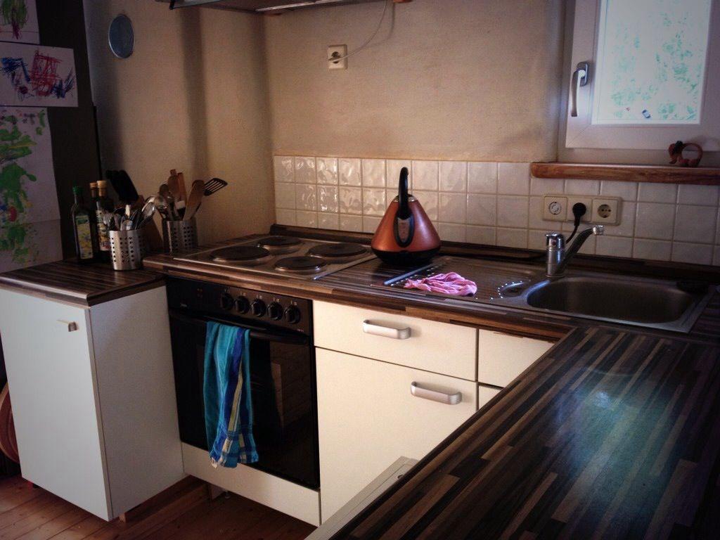 Reduzierte Küche | MamaDenkt.de