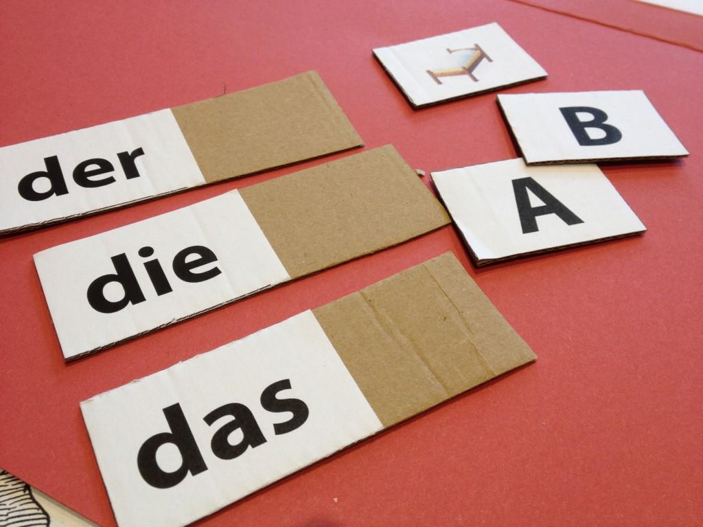 Wir lernen Deutsch. (3)