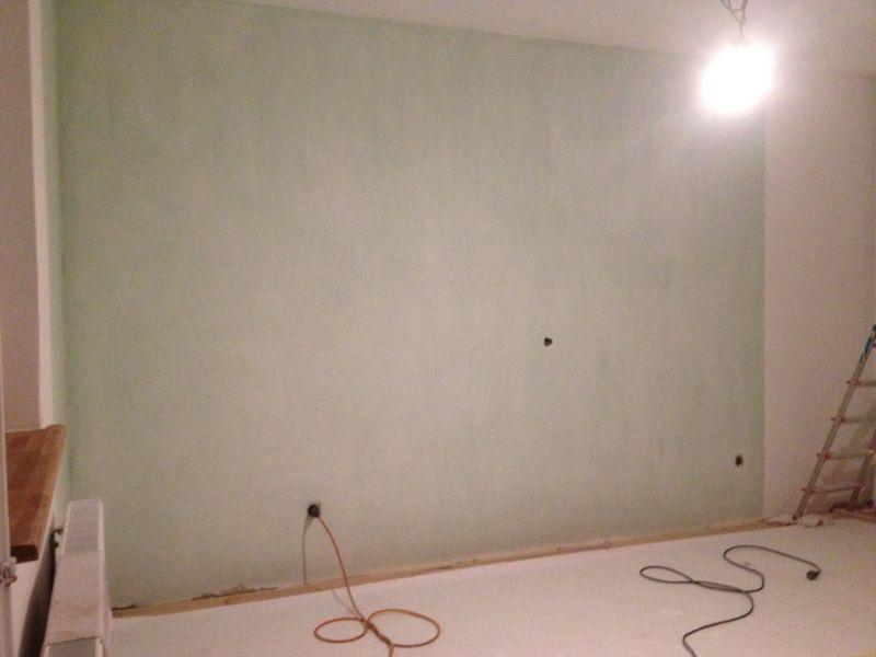Wohnzimmer. BauTagebuch (8)