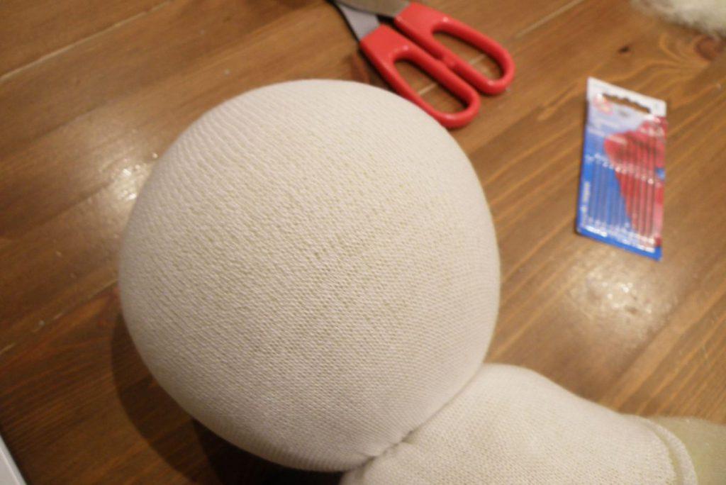 mariengold eine puppe selber machen. Black Bedroom Furniture Sets. Home Design Ideas