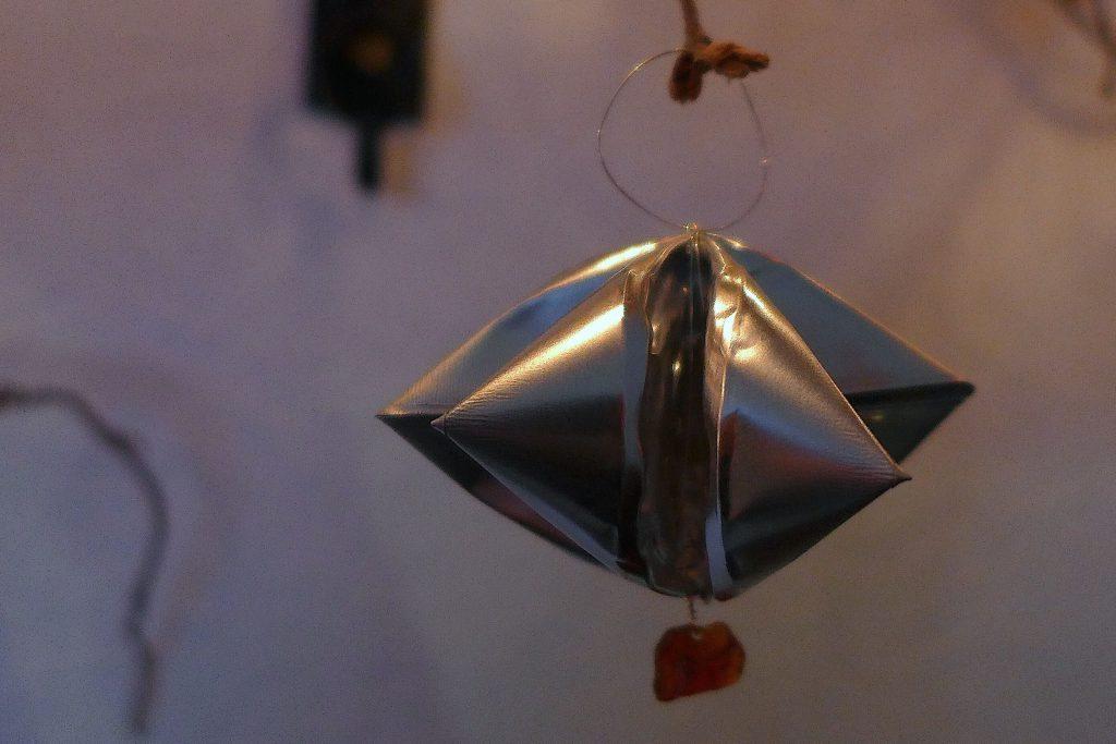 12 Baumschmuck Aus Teelichthülsen Mamadenktde