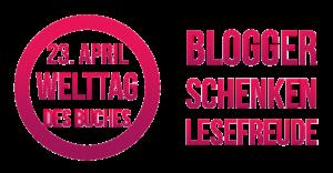 Welttag des Buches - Blogger schenken Lesefreude 2017