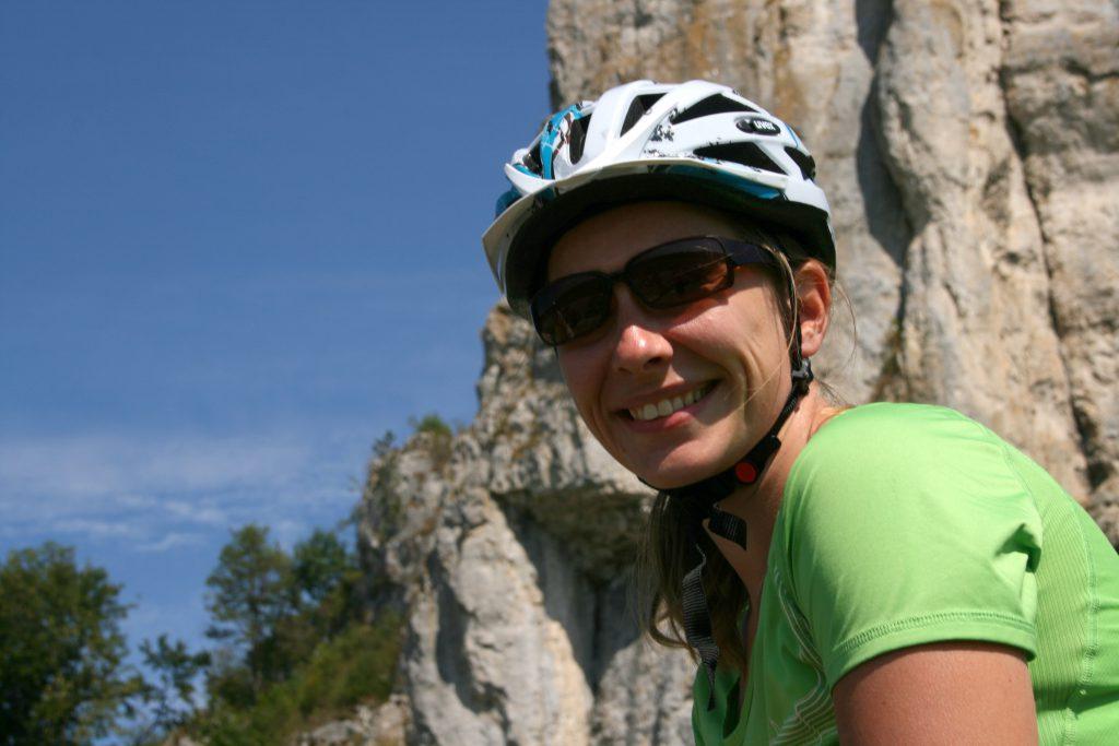 Radreise als Familie mit Susanne