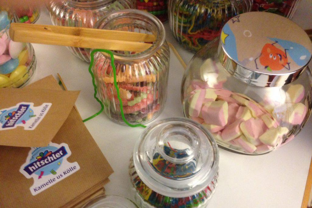 denkst 2017 in Nürnberg an der Candybar