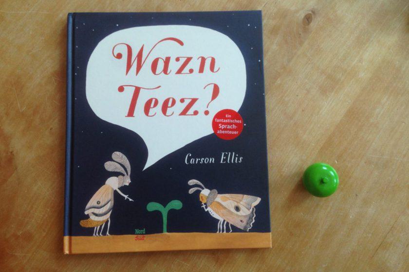 Kinderbuch mit Sprachabenteuer