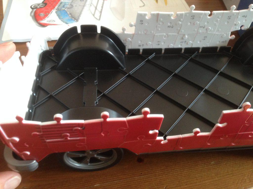 3D Puzzle Volkswagen T1 03