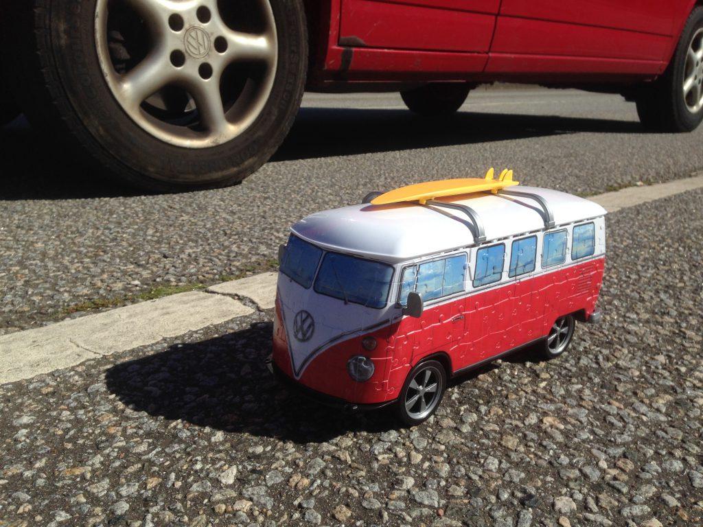 3D Puzzle Volkswagen T1 04