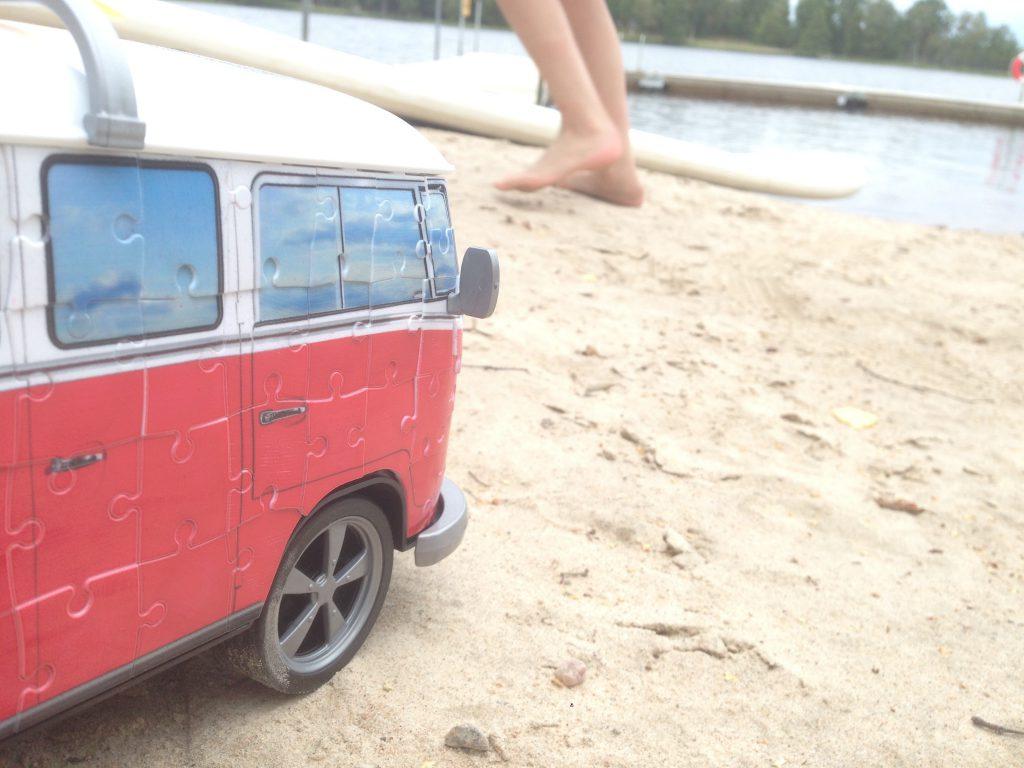 3D Puzzle Volkswagen T1 05