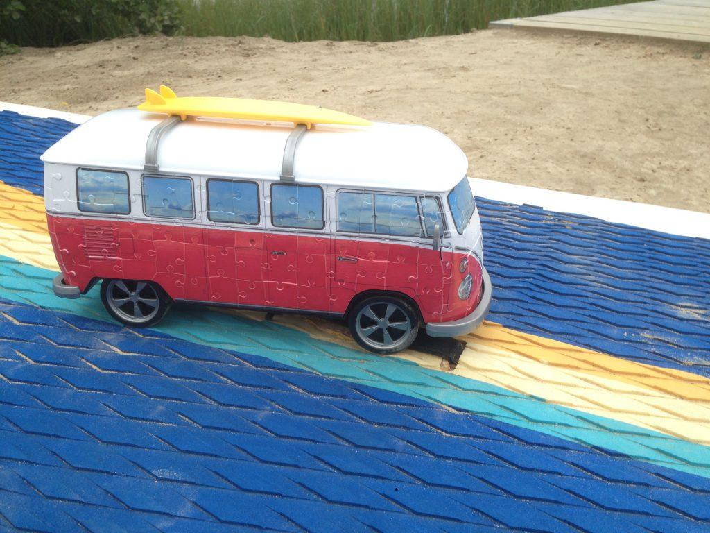 3D Puzzle Volkswagen T1 06