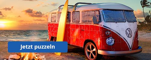 3D Puzzle Volkswagen T1