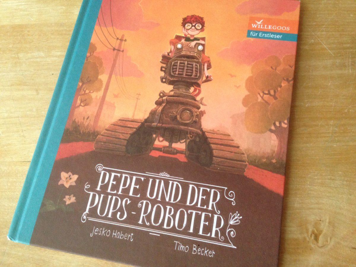 Pepe und der Pupsroboter 01