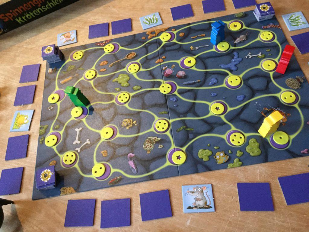 Spinnengift und Krötenschleim KOSMOS Spiel 02