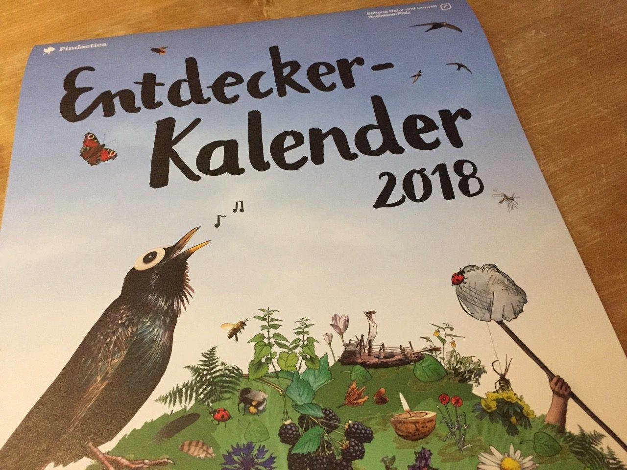 Entdeckerkalender Pindactica 02