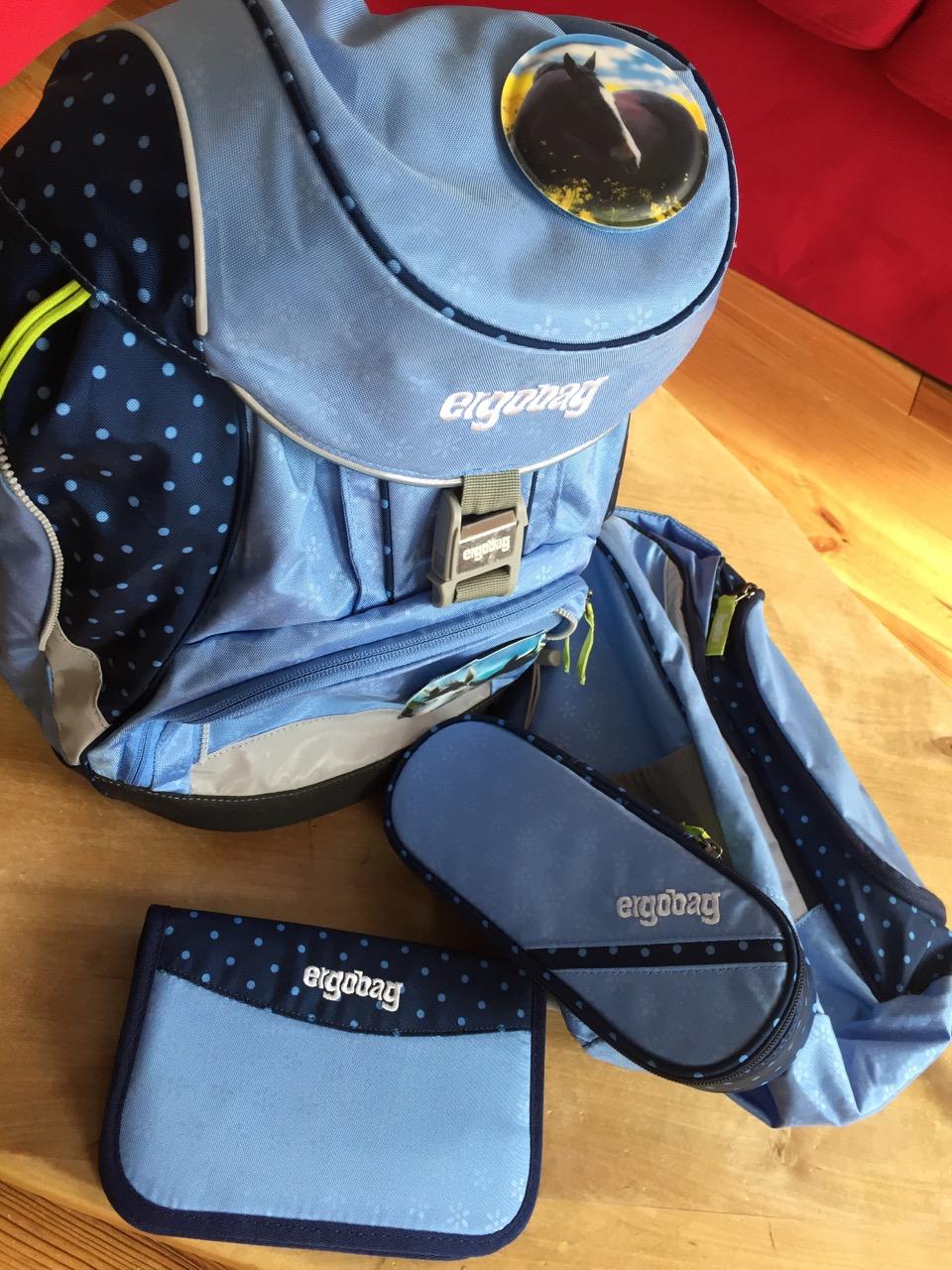 Anzeige Nachhaltige Schulranzen Gibts Die Der Ergobag Pack