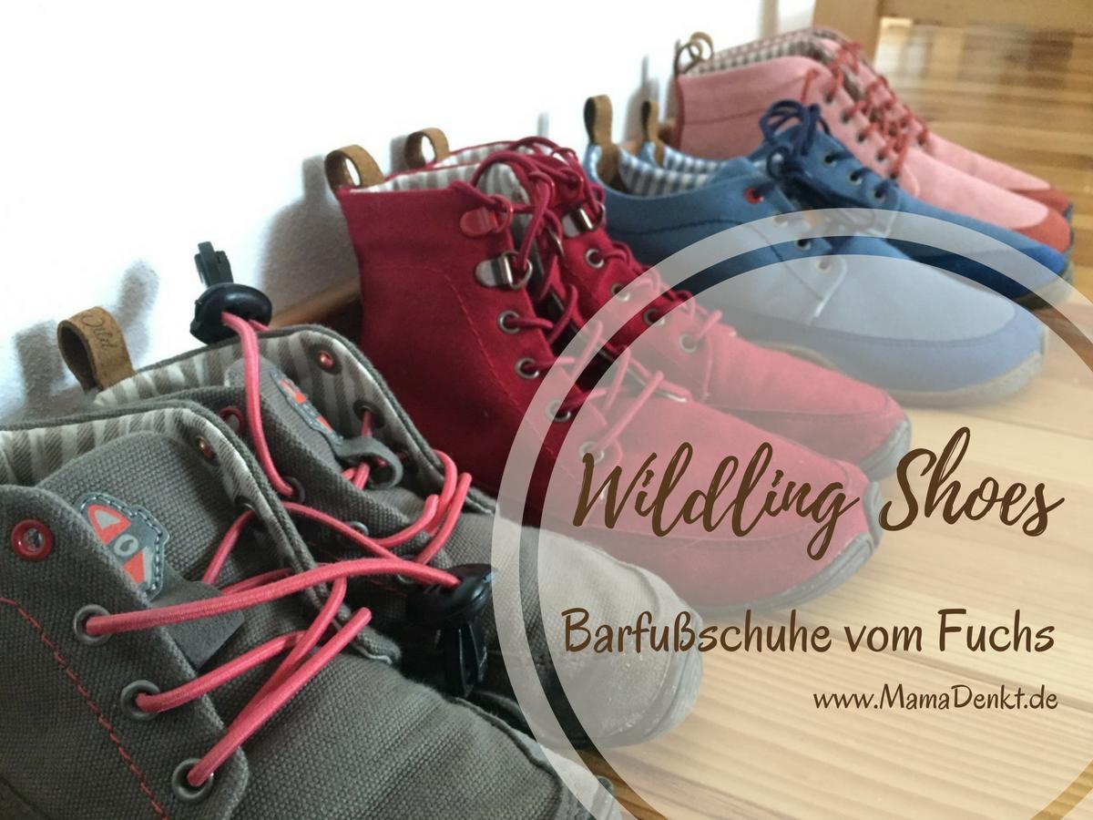 Barfußschuhe Wilding Shoes MamaDenkt