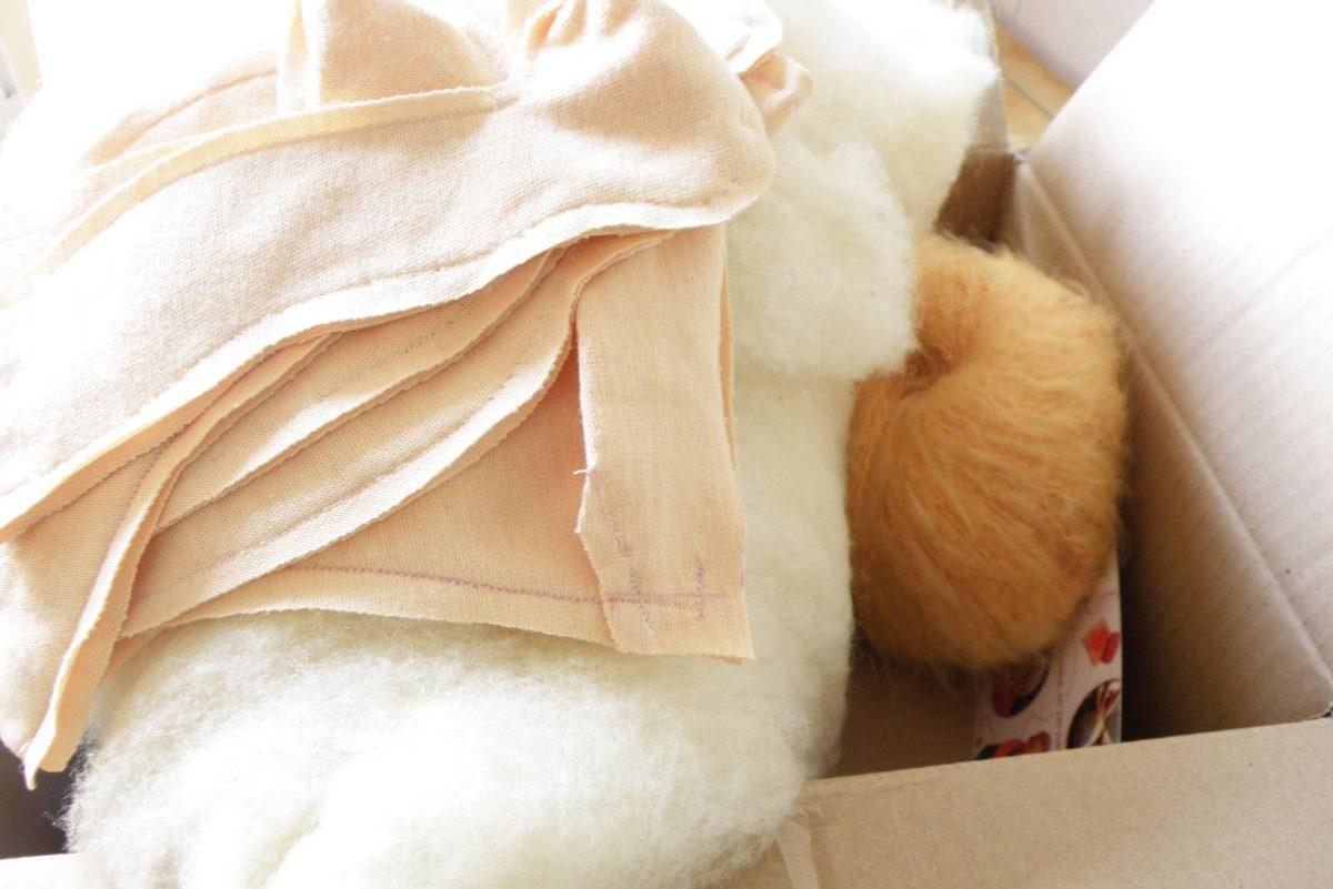 Selbermachen statt kaufen Puppe nähen MamaDenkt