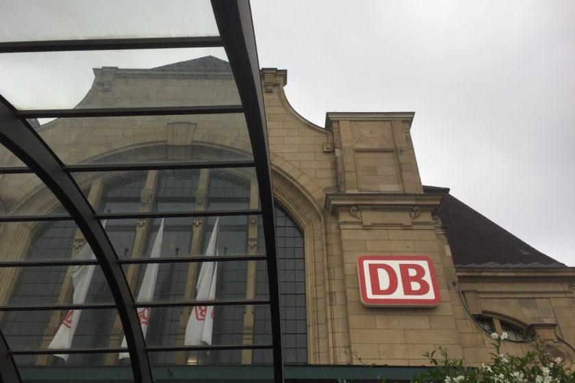 Familienreise mit der Deutschen Bahn MamaDenkt