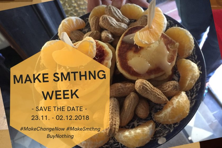 MAKE SMTHNG Week MamaDenkt