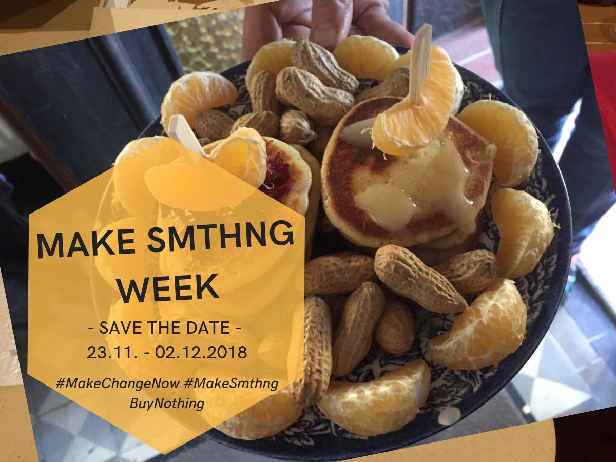 MAKE SMTHNG Week MamaDenkt