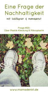 Pinterest Pin Plastik-Kleidung