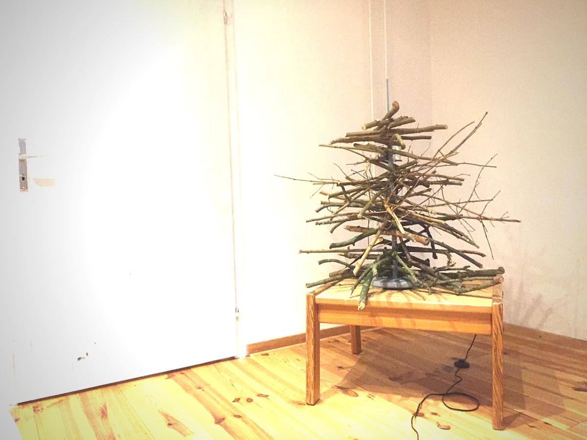 Diy Einen Weihnachtsbaum Selber Basteln Mamadenktde