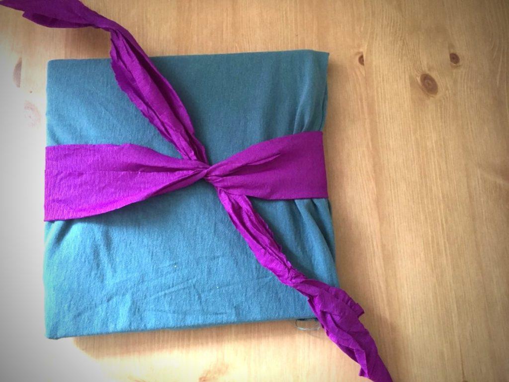 müllfreie Alternativen für Geschenkpapier an Weihnachten 04