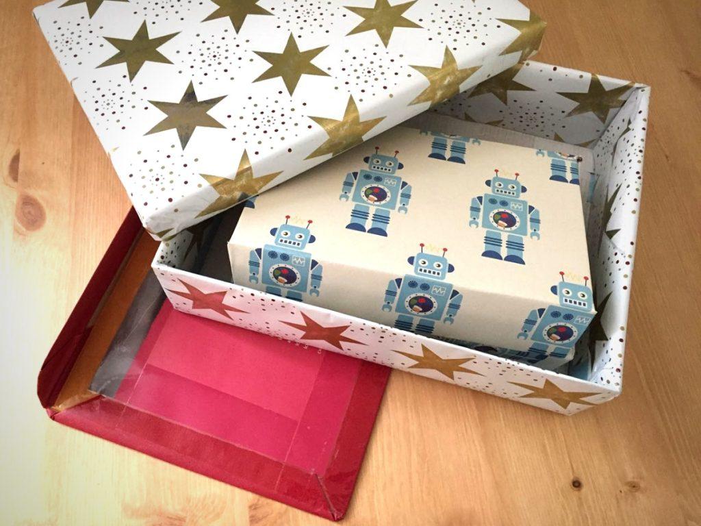 müllfreie Alternativen für Geschenkpapier an Weihnachten 07