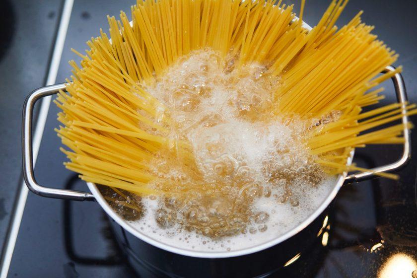 nudeln kochen wasser Copyright Polarstern