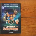 Lesestoff. Eine Rezension eines Rätselabenteuers über Die Legende der Star Runner auf MamaDenkt.de